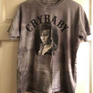 Johnny Depp Cry Baby Tee